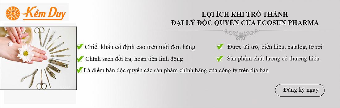 CHINH SACH LAM DAI LY
